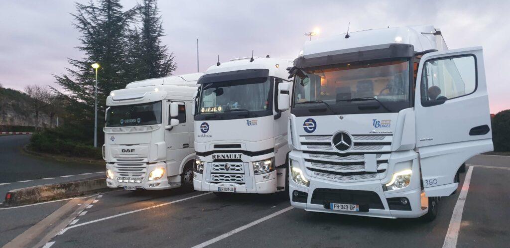 camions, transport, bergès