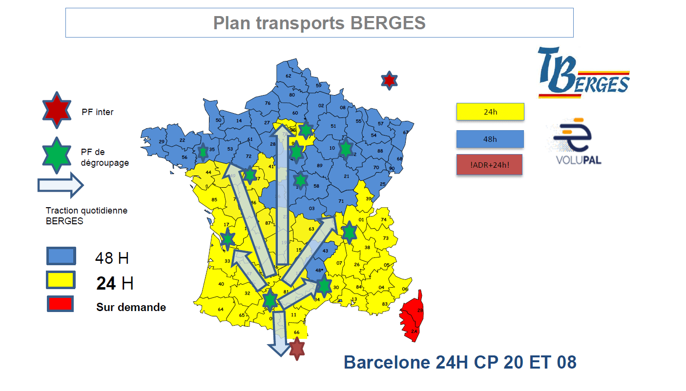 plan, transport, bergès, France